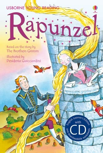 9781409566816: Rapunzel. Con CD Audio (3.11 Young Reading Series One with Audio CD)