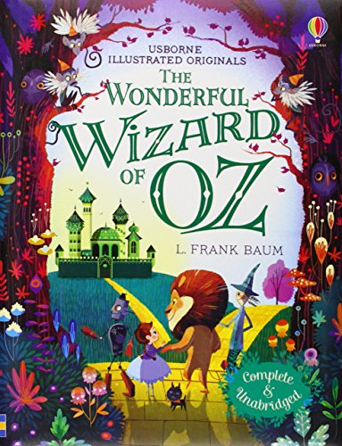 9781409566861: The Wonderful Wizard of Oz (Illustrated Originals)