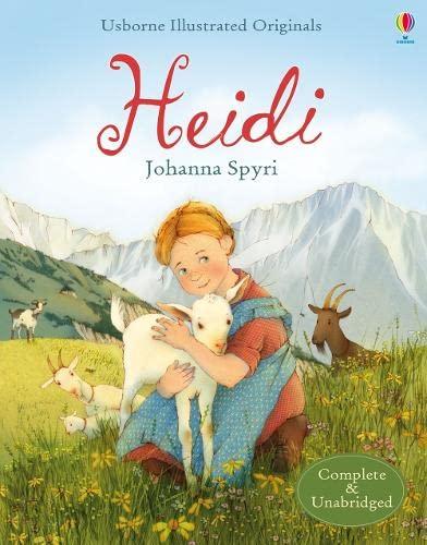 9781409566878: Heidi (Usborne Illustrated Originals)