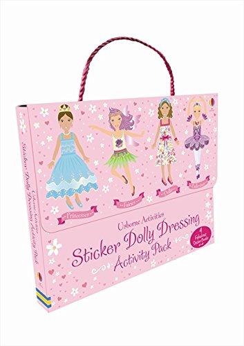 9781409567639: Sticker Dolly Dressing Activity Pack (Usborne Sticker Dolly Dressing)