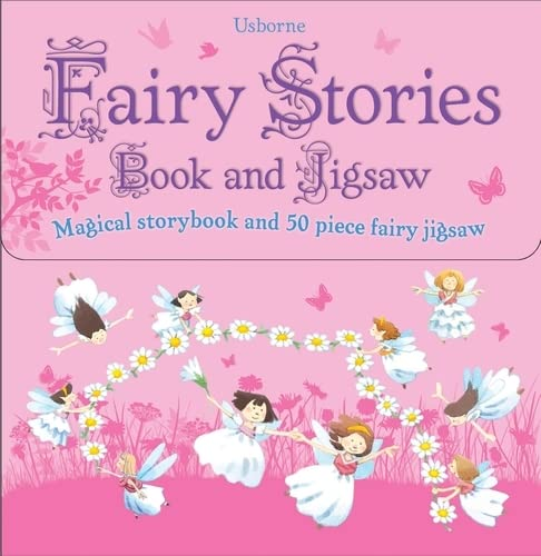Fairy Stories Collection and Jigsaw (1409567710) by Amery, Heather