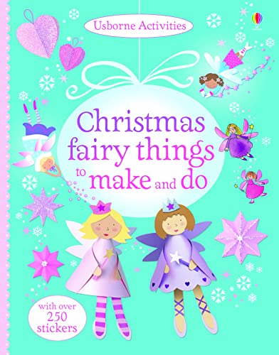 9781409569633: Christmas Fairy Things to Make and Do