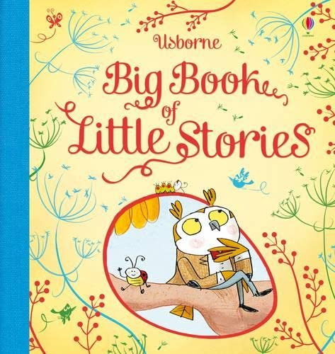 9781409569718: Big Book of Little Stories (Story Collections for Little Children)