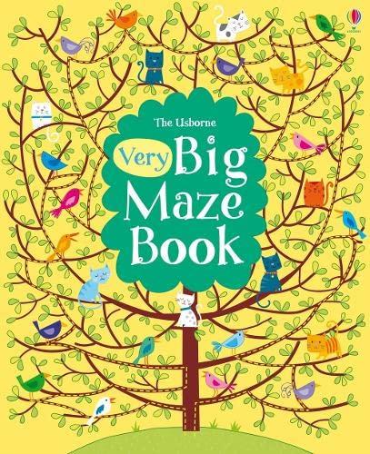 9781409570356: Very Big Maze Book (Big Maze Books)
