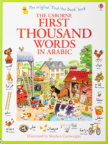 9781409570394: First Thousand Words in Arabic