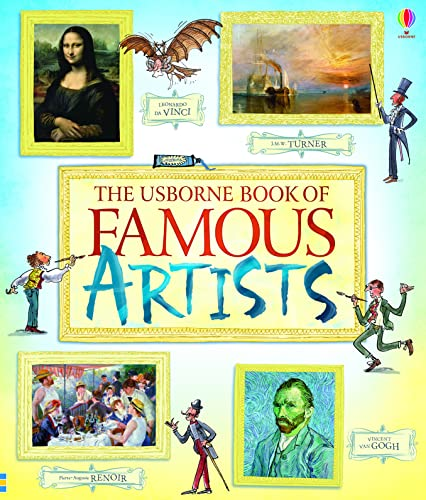 9781409570417: Book of Famous Artists