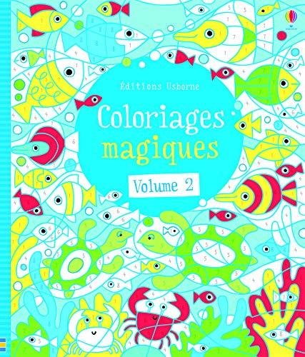 9781409571193: Coloriages magiques N2