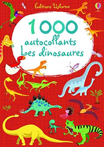 9781409571971: 1000 autocollants - Les dinosaures