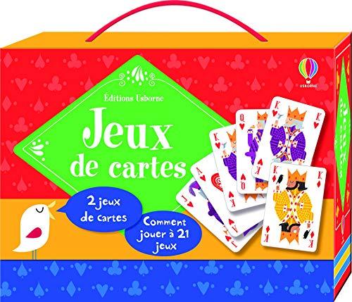 9781409572183: Valisette Jeux de cartes