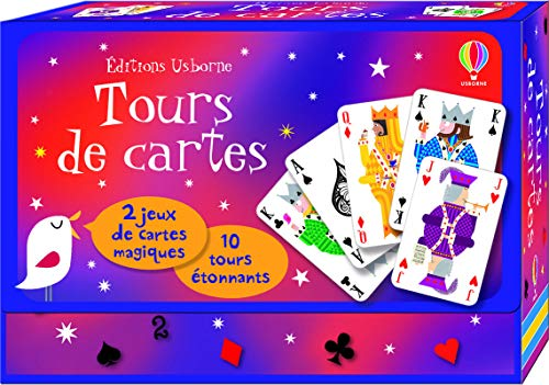 9781409572190: Valisette Tours de cartes