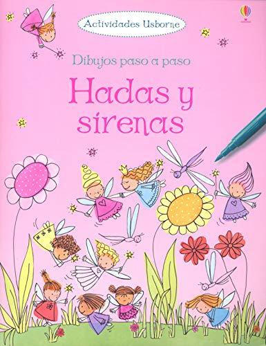 9781409572626: Hadas Y Sirenas. Dibujos Paso A Paso