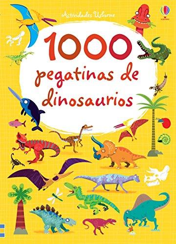 9781409572909: 1000 pegatinas de dinosaurios