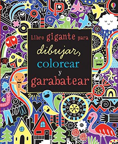9781409573166: Libro Gigante Para Dibujar Colorear Y Garabatear