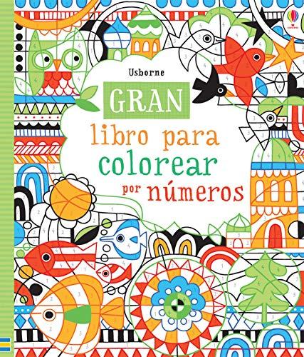 9781409573272: Gran libro para colorear por numero