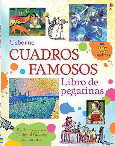 9781409573609: Cuadros Famosos. Libro De Pegatinas