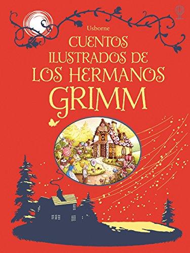 9781409573647: CUENTOS ILUSTRADOS DE LOS HERMANOS GRIMM
