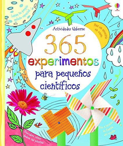 9781409573678: 365 experimentos para pequeños científicos