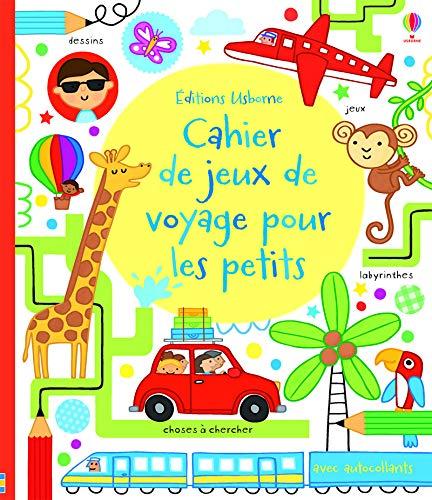 9781409576440: Cahier d'activités por les petits - En voyage
