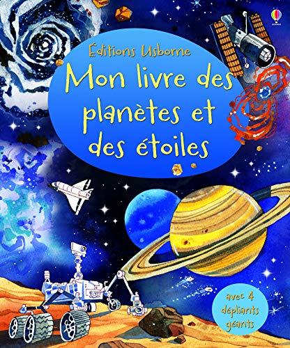 Mon livre des planètes et des étoiles: Bone, Emily
