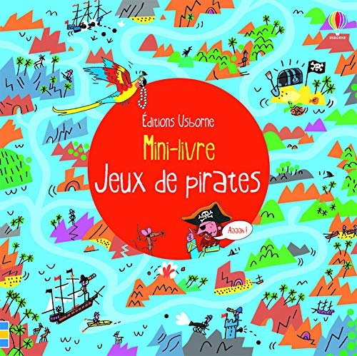 9781409576655: Jeux de pirates - Mini-livre