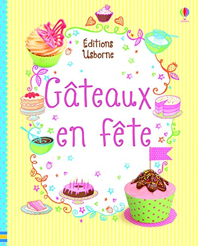 9781409576693: Gâteaux de fête joliment décorer