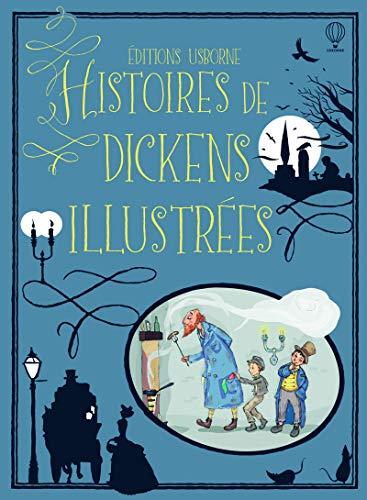 Contes de Dickens illustrés -luxe- Contes et histoires illustrés