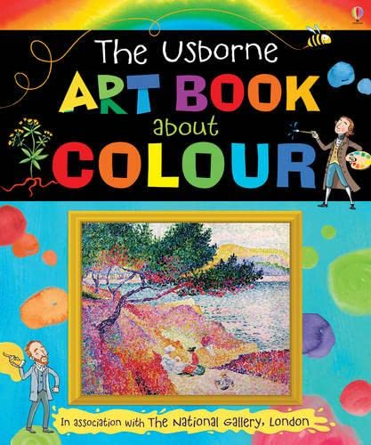 9781409577652: Usborne Art book about colour (Art books)