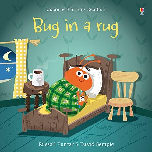 9781409580430: Bug in a Rug (Phonics Readers)