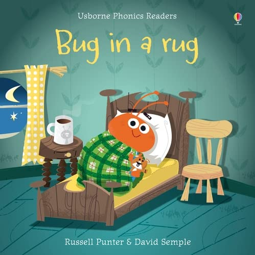 9781409580430: Bug in a Rug (Phonics Readers) [Paperback] [Sep 30, 2015] Russell Punter and David Semple