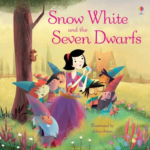 Snow White & the Seven Dwarfs (Picture Books): Lesley Sims