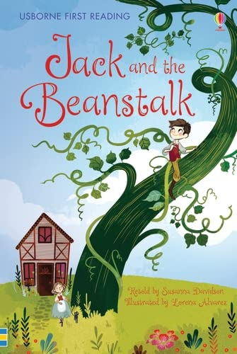 9781409581017: Jack and the Beanstalk (Usborne First Reading, Level Four)