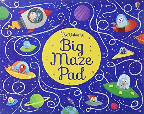 9781409581246: Big Maze Pad