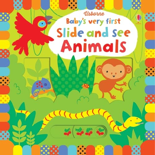 9781409581284: Baby's Very First Slide and See Animals (Baby's Very First Books)