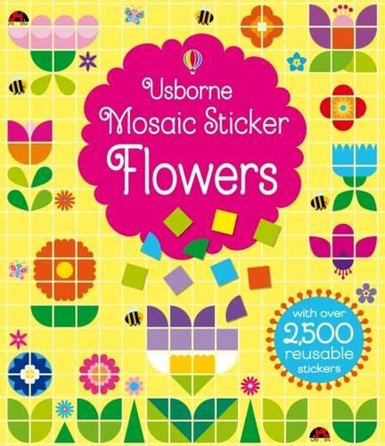 9781409581383: Mosaic Sticker Flowers