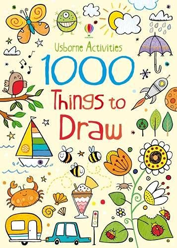 9781409581437: 1000 Things to Draw