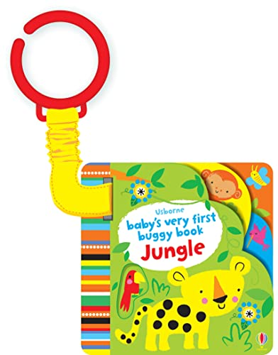 9781409581741: Baby's Very First Buggy Book Jungle (Baby's Very First Books)