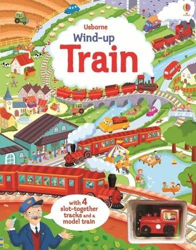 Wind-Up Train: Fiona Watt