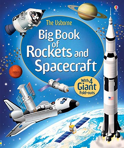 9781409582175: Big Book of Rockets and Spacecraft (Big Books)