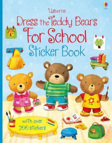 9781409582342: Dress the Teddy Bears for School