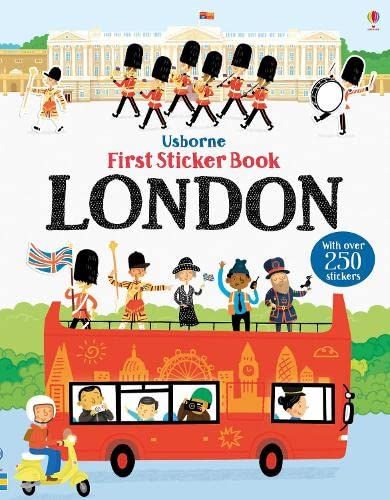 9781409582373: First Sticker Book London (First Sticker Books)