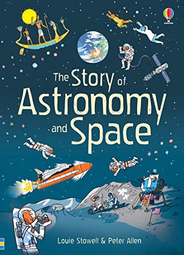 The Story of Astronomy and Space: Louie Stowell