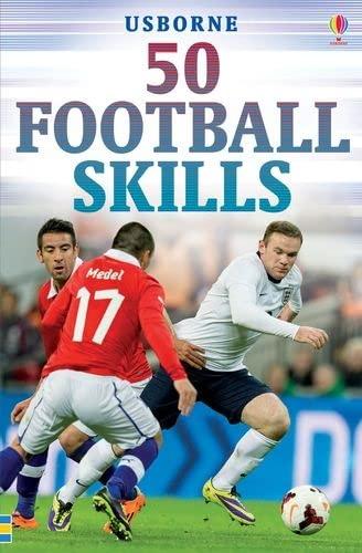 50 Football Skills: Gill Harvey, Jonathan