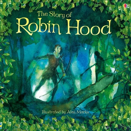 9781409583189: The story of Robin Hood (Picture Books)