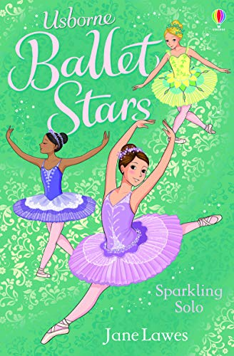 9781409583554: Sparkling Solo (Ballet Stars)
