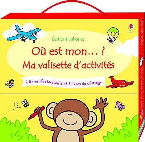 9781409583578: Ma Valisette d'Activités - Où est mon...?