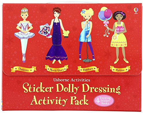 9781409583783: Sticker Dolly Dressing Activity Pack 2
