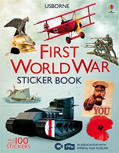 9781409583899: First World War Sticker Book