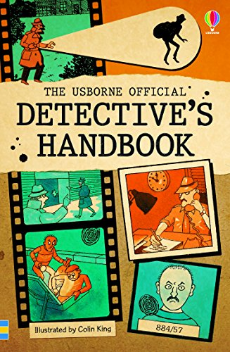 9781409584377: The Official Detective's Handbook (Usborne Handbooks)