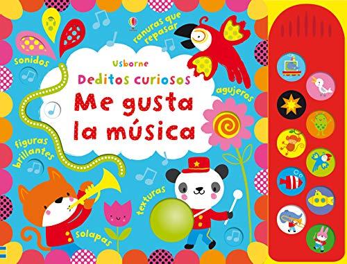 9781409584797: DEDITOS CURIOSOS ME GUSTA LA MUSICA