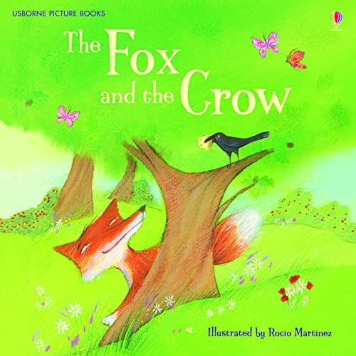 9781409584834: The Fox & the Crow (Picture Books)